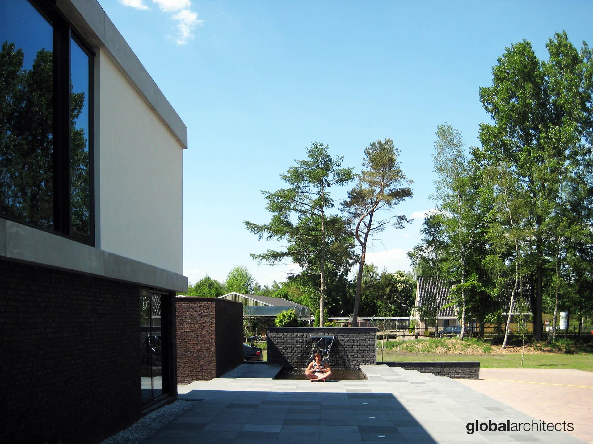 003 villa nijverdal zelfbouw droomhuis glas open architectuur modern