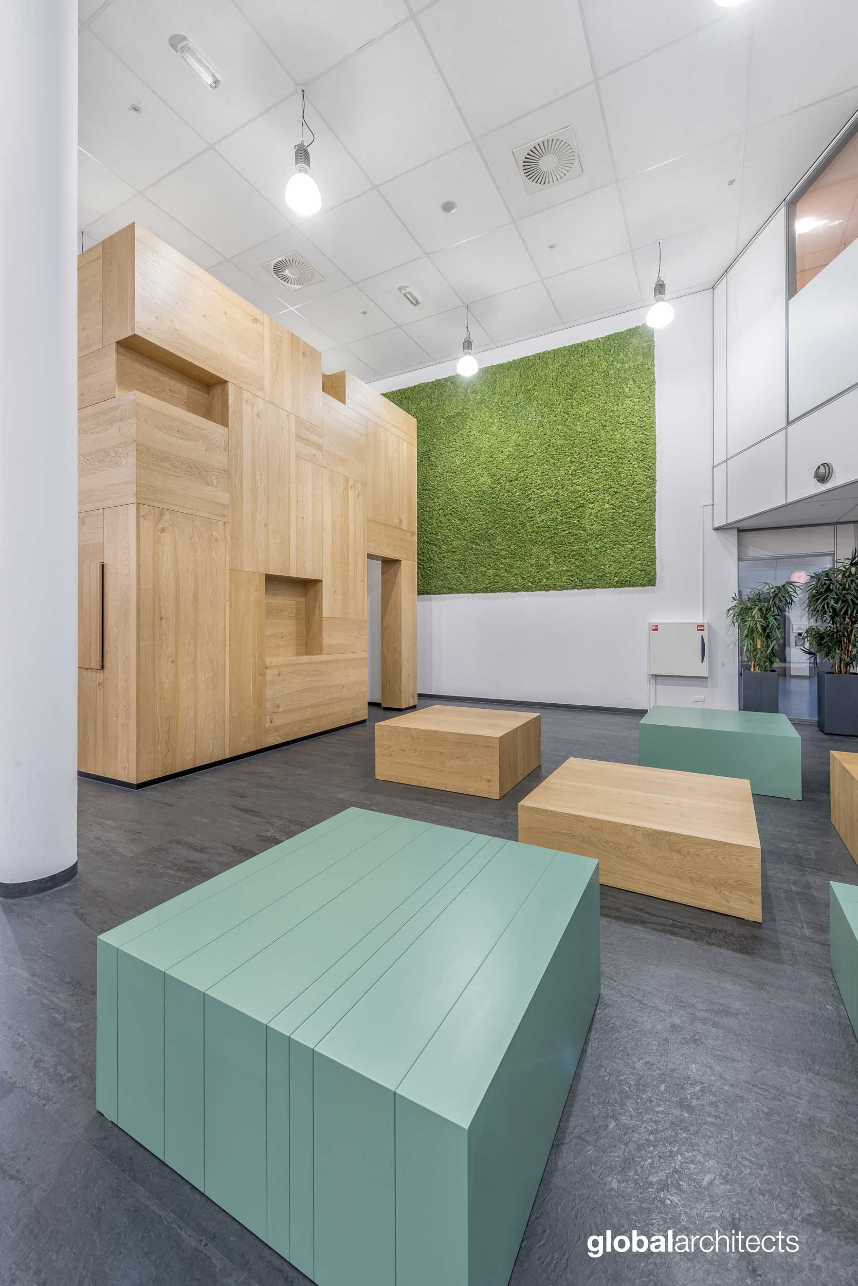 roc mondriaan school interieur architectenbureau architect innovatie