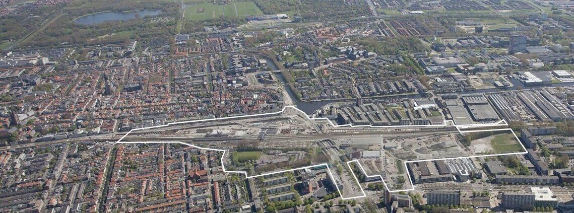 zelfbouw kavels Nieuw Delft