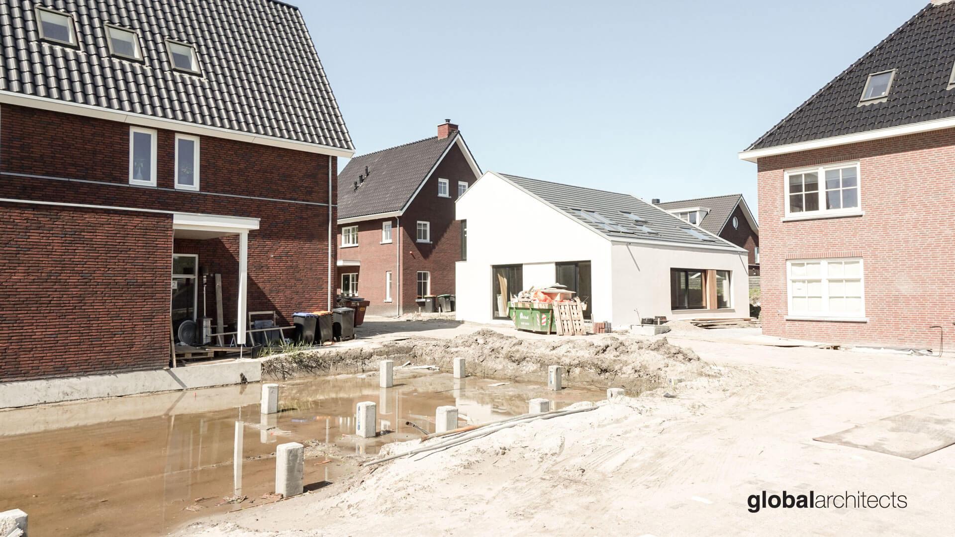 Architectenbureau Den Haag : Villa den haag architect architectenbureau duurzaam zelfbouw