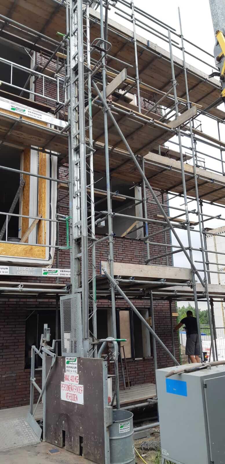 Kloet 3 - tussenwoning - Den Haag
